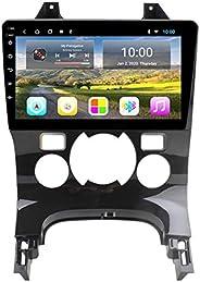 LXDDP Autoradio Android 10, kompatibel mit Peugeot 3008 2009-2013 Multimedia Video Player Navigation GPS