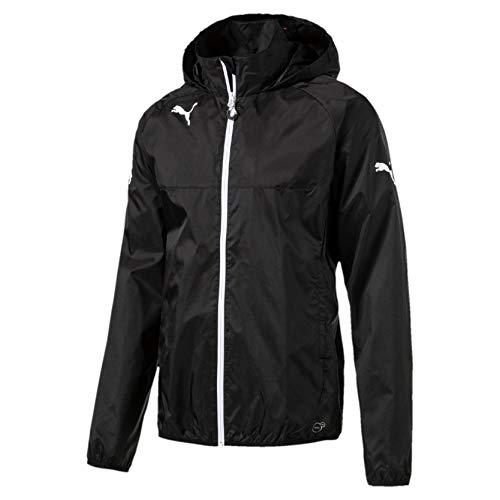 Puma Kinder Jacke Rain Jacket Black/White 152