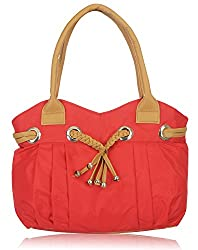 Noble Designs Women's Handbag (Red)