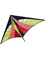 Lixada 63 x 35.5in Große Delta Kite Outdoor Sport Einzelne Linie Flying Kite mit Schwanz für Kinder Erwachsene.