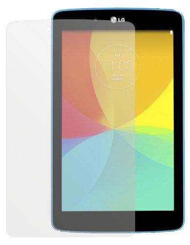 dipos I 2X Schutzfolie matt passend für LG G Pad 8.0 Folie Bildschirmschutzfolie