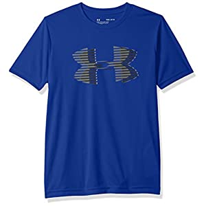 Under Armour Jungen Shirt Tech Big Logo Solid Tee Kurzarm