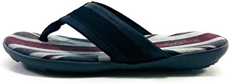 NICOBOCO    Herren SandalenNICOBOCO Herren Sandalen schwarz Schwarz Billig und erschwinglich Im Verkauf