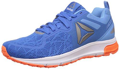 Reebok Women's One Distance 2.0 Blue, White, Pewter and Orange Running Shoes - 5 UK/India (38 EU)(7.5 US)