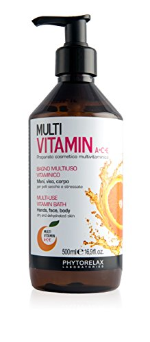 Phytorelax Laboratories Multi-Use Vitamin Bath - 500