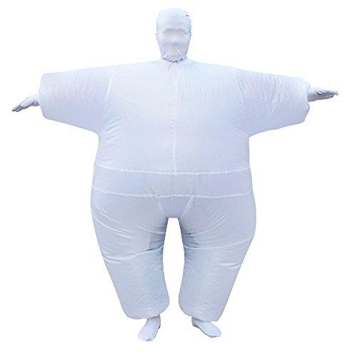 - Fett Körper Suit Kostüm