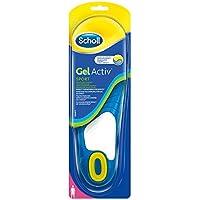 Scholl GelActiv Einlegesohlen Sport (Größe 35,5-40,5), 1 Paar preisvergleich bei billige-tabletten.eu