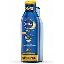 Nivea Sun Lotion LF30+, After Sun, 1er Pack (1 x 2 Stück)