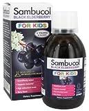 Sambucol Black Holderberry Sirup für Kinder, 200 ml, 2 Stück
