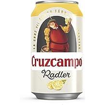 Cruzcampo Radler Limón Cerveza Lata ...