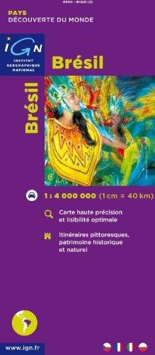85114 Bresil 1/4m