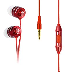 iDance EB-X201 Headset - Red