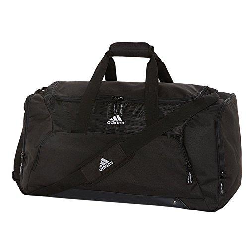 Adidas - Sac de sport à bandoulière (Taille unique) (Noir)