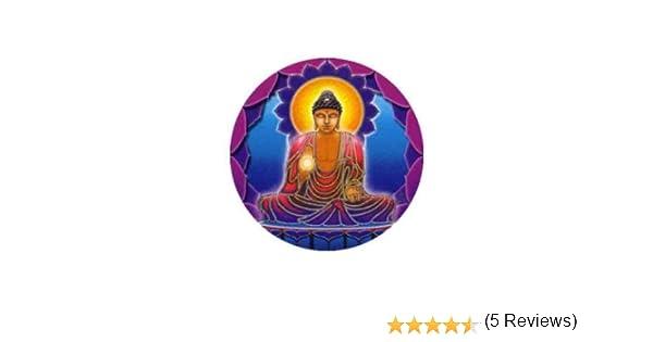 /Mandala Art Double face cercle Sticker fen/être/ Sunrise Lotus/ /envoi gratuit.
