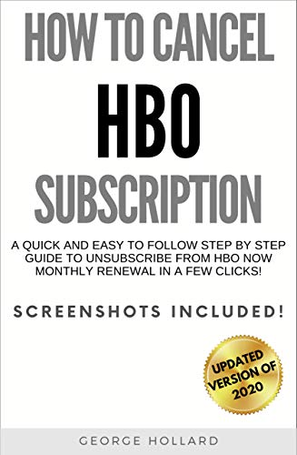 How To Cancel HBO Subscription: A Quick and Easy to Follow Step by ...