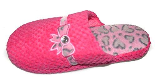 BTS, Pantofole donna Rosa (rosa)