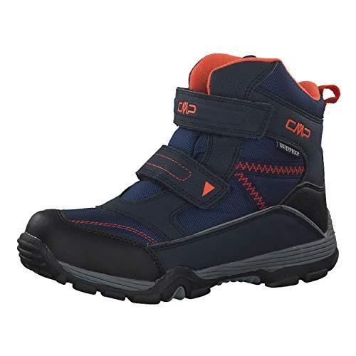CMP Unisex-Erwachsene Pyry Bootsportschuhe, Blau (Marine M934), 34 EU