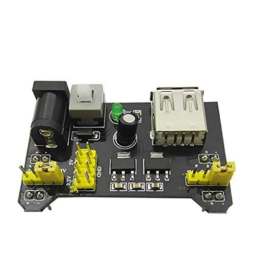 Mi ji Clasificación MB102 Breadboard 3.3V / 5V Módulo