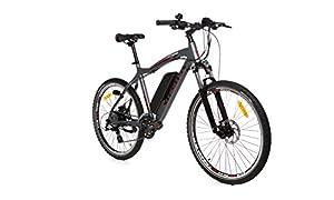 Moma Bikes Vélo VTT Electrique VAE, E-MTB 26