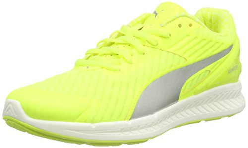 Puma Zapatillas Deportivas IGNITE v2 PWRCOOL Wn's Amarillo EU 38