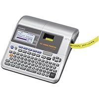 Casio KL-7400 - Impresora de etiquetas (Térmica directa, 200 x 200 DPI, 10 mm/seg, Alámbrico, Automático, Plata)
