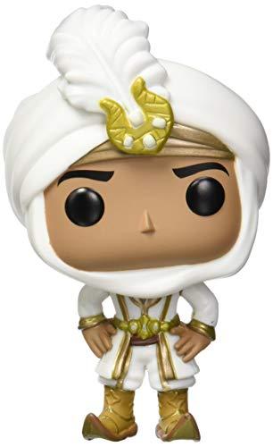 Funko- Pop Vinilo: Disney: Aladdin (Live Action): Prince Ali Figura Coleccionable, (37023)