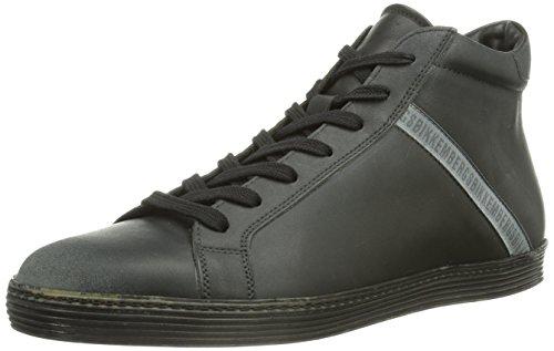 Herren Bikkembergs 660271 Bikkembergs Schwarz Schwarz 660271 Herren Hohe Hohe Sneakers 6q7aXwp5OW
