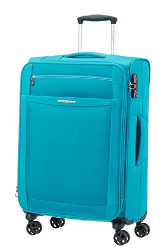 SAMSONITE Dynamo Spinner 67/24 Expandable Koffer, 67 cm, 56.5 L, Ocean Blue