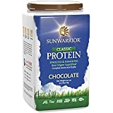 Best Plant Based Protein Powders - Sunwarrior Classic Protein Chocolate Powder 1Killogram Review