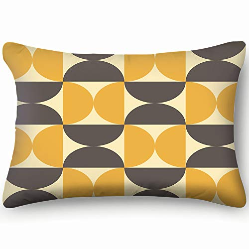 Mid Century Modern Bench (tuyi Geometric mid Century modern Style modern Throw Pillow Case Cushion Cover Double Side Design 20