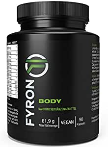 FYRON Body Premium   Metabolismo   senza additivi   100% naturali