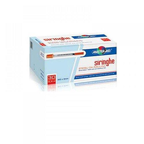 Meister-Hilfe für Insulin-Spritze 0,5 ml G30 30Siringhe
