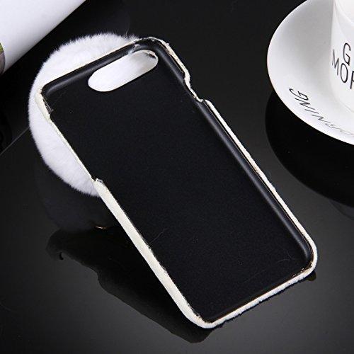 iPhone Case Cover Housse de protection pour iPhone 7 Plus ( Color : Grey ) White