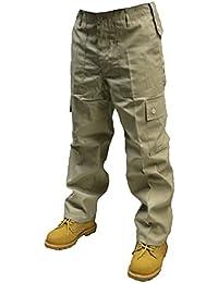 Dallaswear - Pantalon -  Homme -  Beige - Beige - X-large