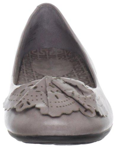 Rockport Faye Perf Fan Cinder Ballet K72944, Chaussures femme Marron
