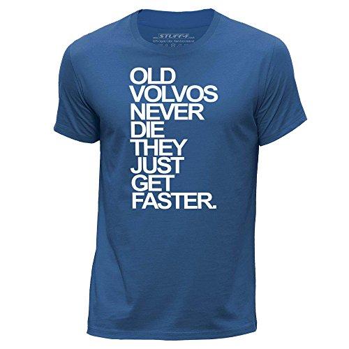 stuff4-mens-large-l-royal-blue-round-neck-t-shirt-old-volvos-volvo-never-die