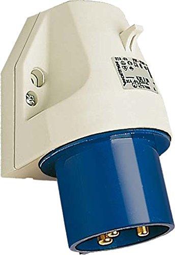 Walther Werke Wandgerätestecker 32A 630304 3P 110V 4h IP44 CEE-Gerätestecker 4015609023981