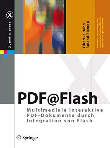 PDF@Flash: Multimediale interaktive PDF-Dokumente durch ...