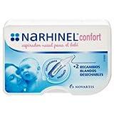 NARHINEL Confort Aspirador Nasal + 2 Recambios