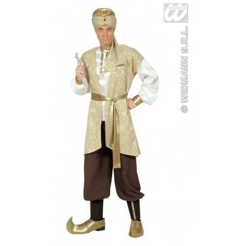 Prince Persia Of Kostüm - Prince of Persia Costume Large for Medieval Royalty Middle Ages Fancy Dress