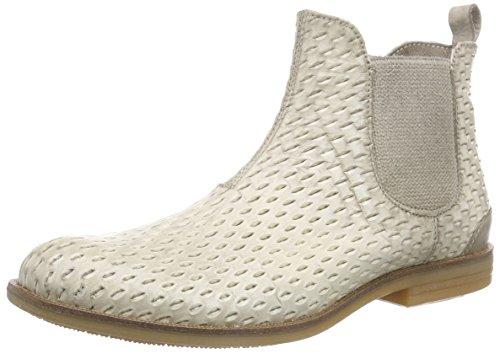 Momino 3302N Unisex-Kinder Chelsea Boots Beige (Stone)