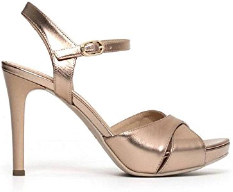 Fitflop Banda II Toe-Thong Sandals-Leather, Sandalias con Punta Abierta para Mujer 42 EU|Marrón (Cognac 552)
