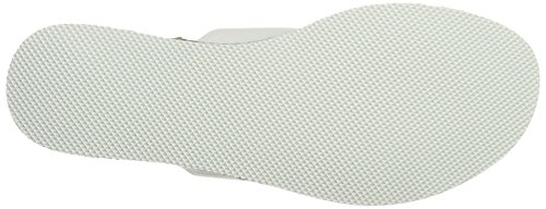 Esprit Keita Slide, Mules Femme Blanc (100 White)