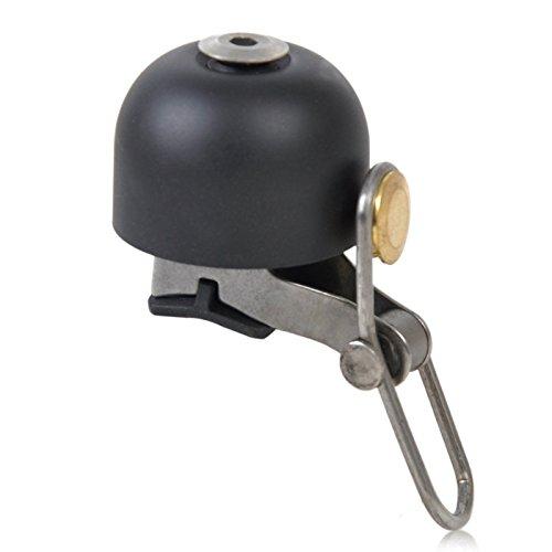 New Retro Bike Ring Fahrrad Lenker Bell Ring Cycle Horn Bell schwarz (Ring Bike)