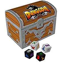 Dungeon Roll - Juego de mesa (Edge Entertainment EDGDR01)