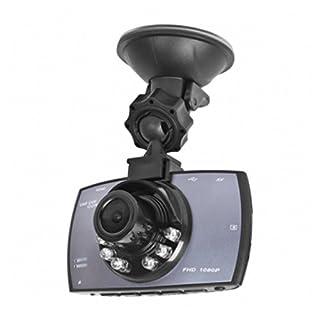 Ashford Morris 24840 In Car Wide Angle 2.7 Inch Screen Dash Cam Full 1080 HD Camera with G Sensor