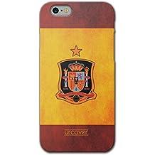 Urcover® Funda iPhone 6 Plus / 6s Plus Copa del Mundo 2018 Football, Carcasa