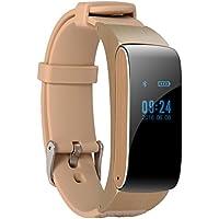 Bluetooth Wristbracelet, Golden