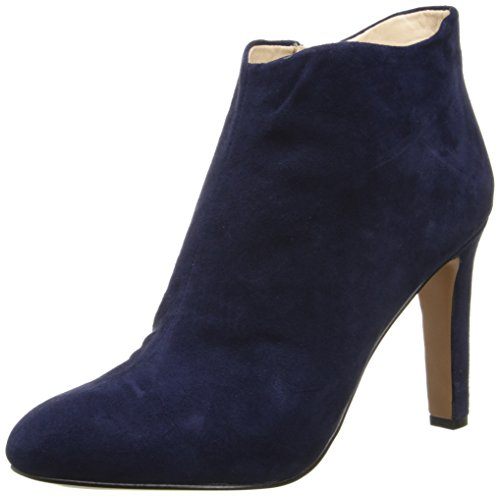 Nine West Cozie Simili daim Bottine Navy