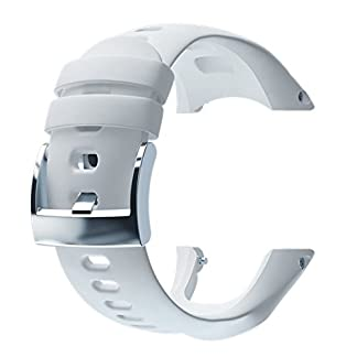 Suunto Ambit2 S White Strap – Correa de reloj unisex, color blanco